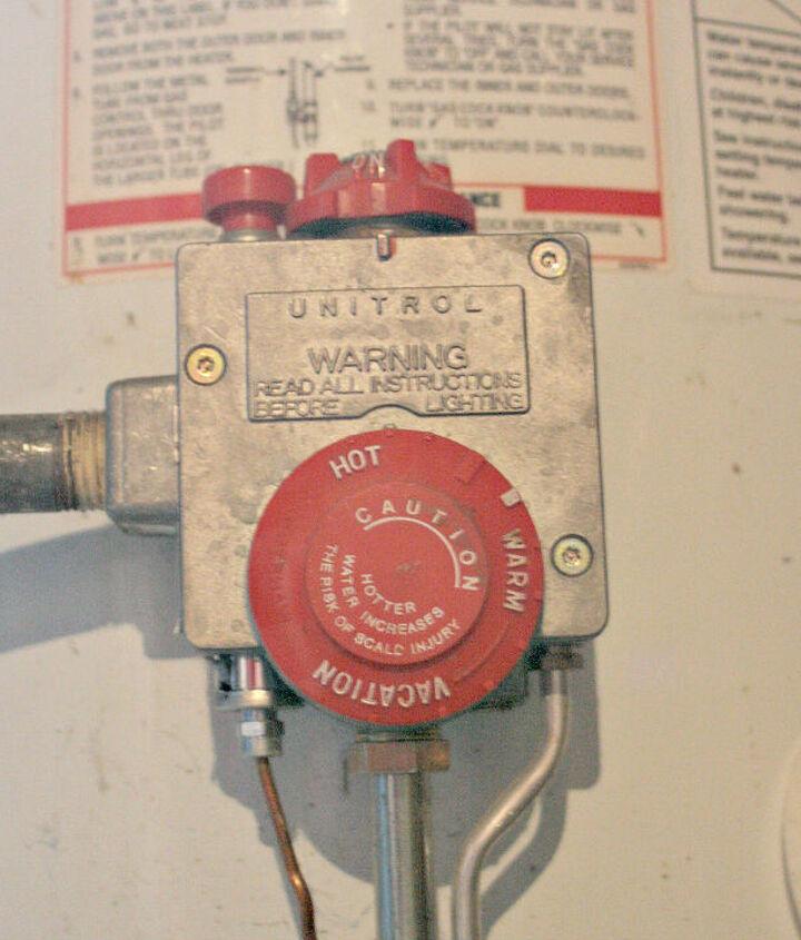 water heater maintenance, home maintenance repairs, hvac