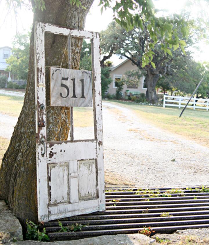 make an address sign, home maintenance repairs