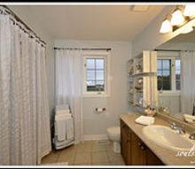 beachy bathroom, bathroom ideas, home decor