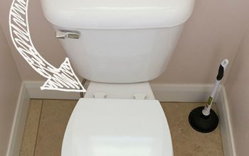 How to Clean the Toilet Ledge