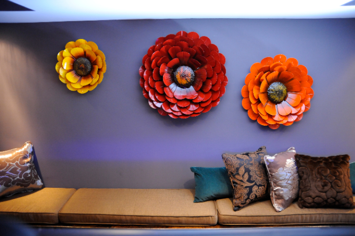 hey guys these are photos of my renovation for cbs better mornings atlanta shoot, home decor, another view