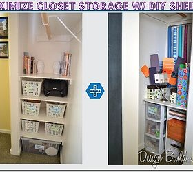 7 simple steps to create cheap easy built in closet storage cleaning tips closet & 7 Simple Steps to Create Cheap u0026 Easy Built-In Closet Storage | Hometalk