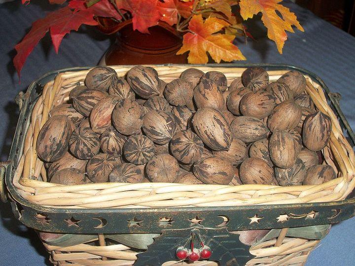 Pecans for baking