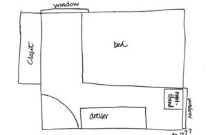 what to do with an empty corner in the bedroom, bedroom ideas, home decor