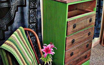 5-drawer Dresser Transformation