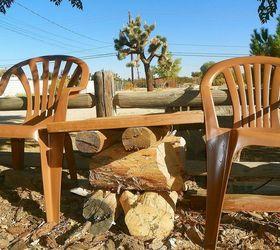 Our Rustic Look Garden In The High Desert, Gardening, Outdoor Furniture,  Outdoor Living