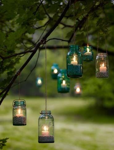 garden party lighting