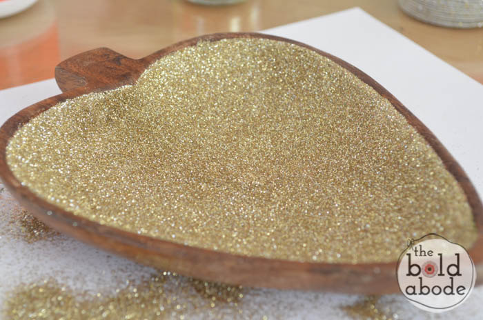 how to glitter accessories so the glitter actually stays on, crafts, decoupage