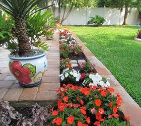 Superieur Garden Flower Bed Border Before And After, Flowers, Gardening, Perennials