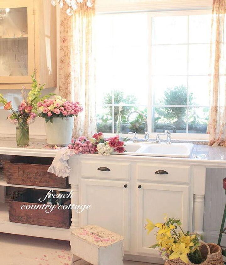 guest cottage kitchen, home decor, home improvement, kitchen design
