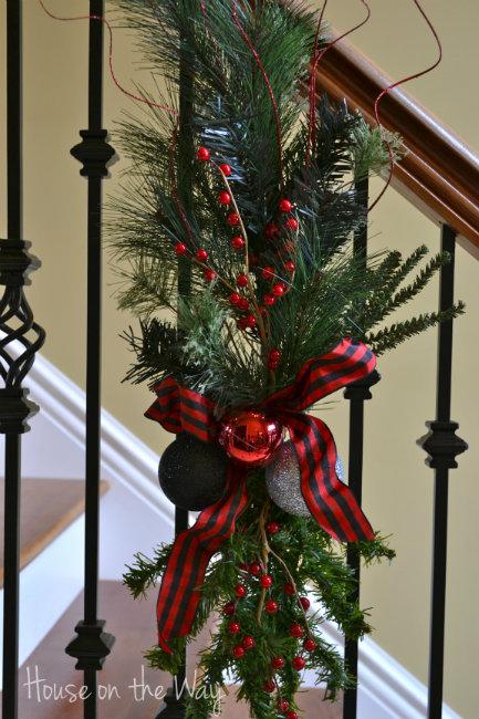 alternative to christmas garland christmas decorations crafts seasonal holiday decor