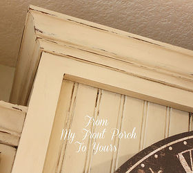 Creating A French Country Kitchen Cabinet Finish Using Chalk Paint, Chalk  Paint, Kitchen Backsplash