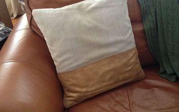 Quick Pillow Redo