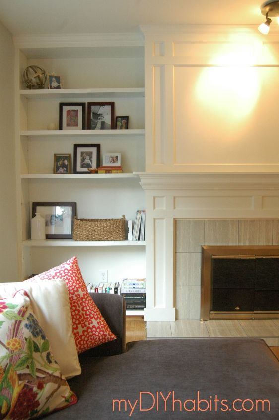 how to build a brick fireplace and chimney