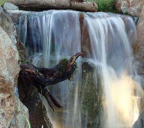 Beautiful Resort Waterfall for your Backyard