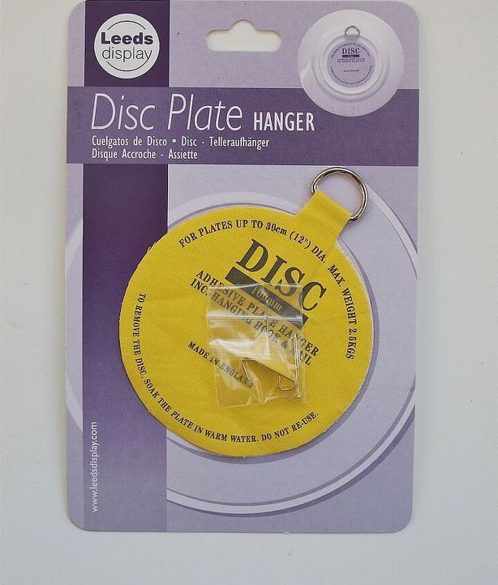 the best hangers for displaying plates on the wall, home decor, wall decor