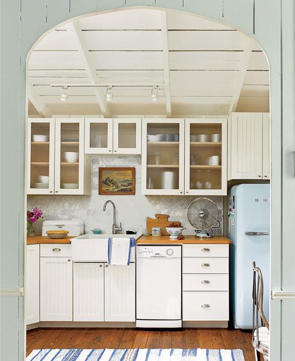 Shop the kitchen > http://www.wayfair.com/CoastalLiving/HouseTour/Victorian-Cottage-E27?p=3#cms_page_top