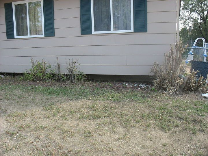 q ranch with no basement crawlspace only, curb appeal, home maintenance repairs, how to