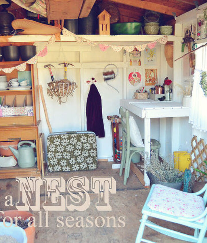 Mommy's Shed  [A Nest for All Seasons]  http://www.anestforallseasons.com/2012/02/before-after-photography-studioahemi.html