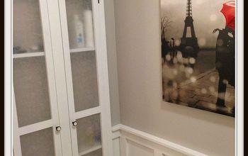 Need Master Bathroom Storage?