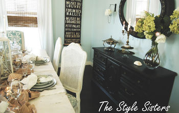 Thrift Store Dining Room