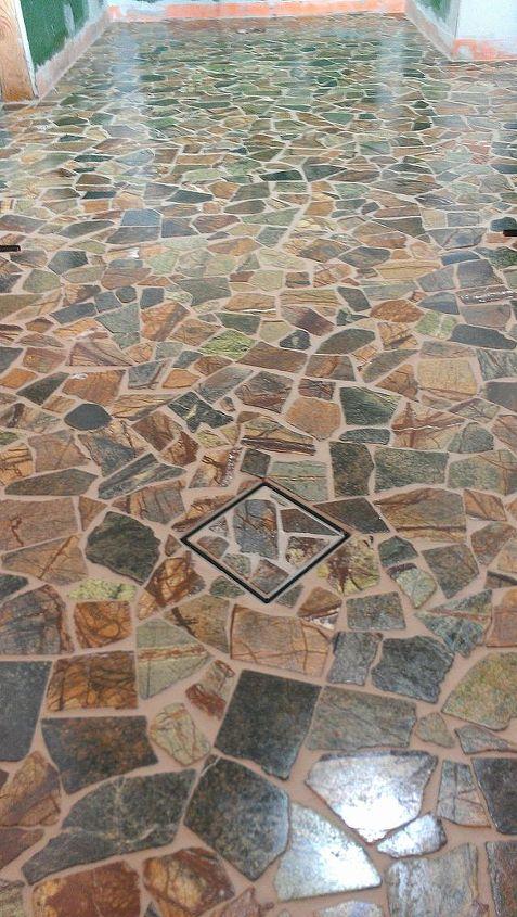 broken stone mosaic | Hometalk