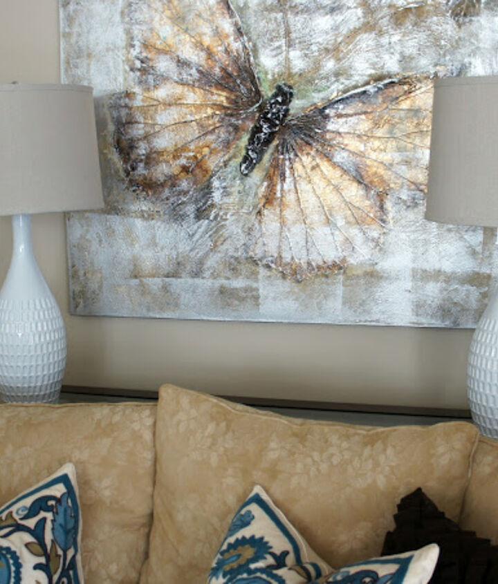garage sale lamp gets a facelift, crafts, lighting, painting