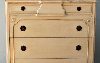 Chalk Paint® Dresser in Old Ochre