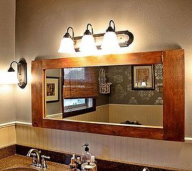 diy bathroom vanity mirror bathroom ideas diy home decor