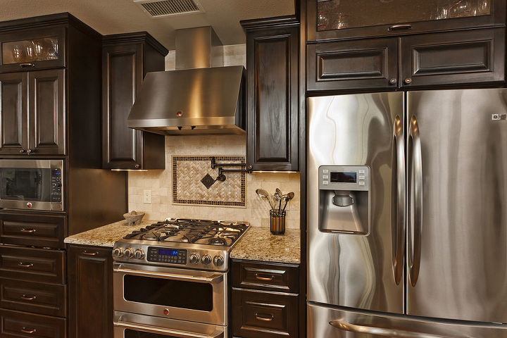 dramatic kitchen modification, home decor, home improvement, kitchen design