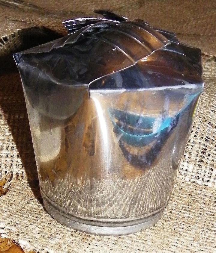 solo cup gift box, repurposing upcycling, seasonal holiday decor