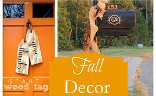 fall decorating ideas, crafts, seasonal holiday decor, wreaths, Fall Decorating Ideas shared at CreativelySouthern com