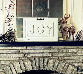 Genial Wood Letter Christmas Sign With Old Cabinet Door, Christmas Decorations,  Crafts, Repurposing Upcycling