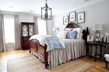 master bedroom before amp after, bedroom ideas, home decor