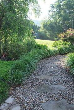 my garden path, gardening, My path that leads into my back yard