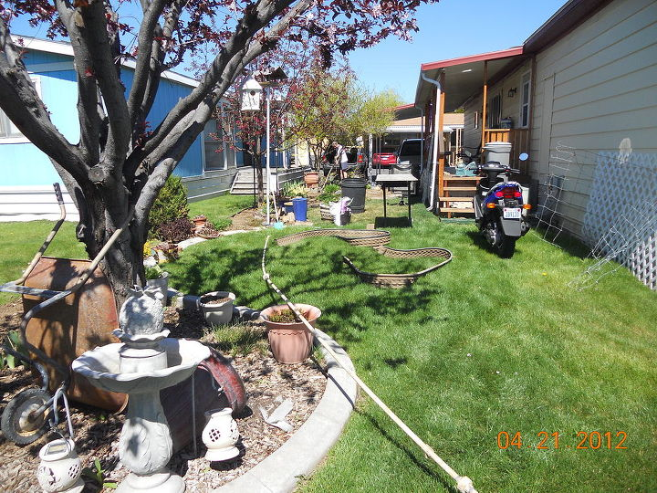 q posting my little garden help new thread, gardening, Will we ever be done I really am not a whiner I am just sayiing