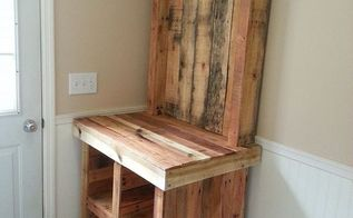 Extreme upcycle the suitcase desk hometalk for What kind of paint to use on kitchen cabinets for wire bird wall art