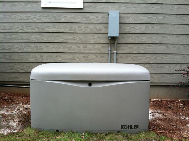 20kw kohler standby generator electramedics electrical installed today in canton, electrical, home maintenance repairs