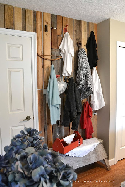 Why, they're holding up half my closet!