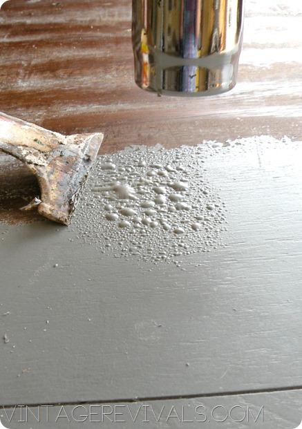 how to strip paint using a heat gun full tutorial, painted furniture, How To Strip Paint Using A Heat Gun
