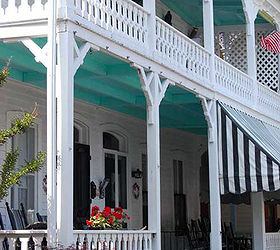 Why Blue Porch Ceilings, Paint Colors, Painting, Porches, Walls Ceilings,  Bright