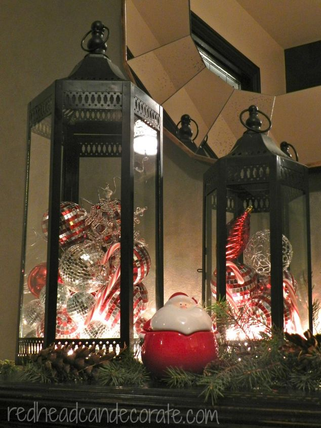 christmas decorating like they do in magazines, christmas decorations, seasonal holiday decor
