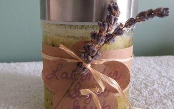 DIY Sugar Scrub - Easy Gifts on a Budget