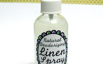 natural deodorizing homemade lavender linen spray recipe, cleaning tips