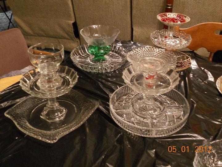 q my recent jewelry tiers, crafts, jewelry tiers
