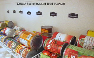 creating a organized pantry, closet, organizing, storage ideas