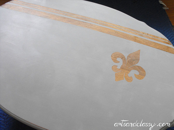 annie sloan diy coffee table makeover, chalk paint, painted furniture