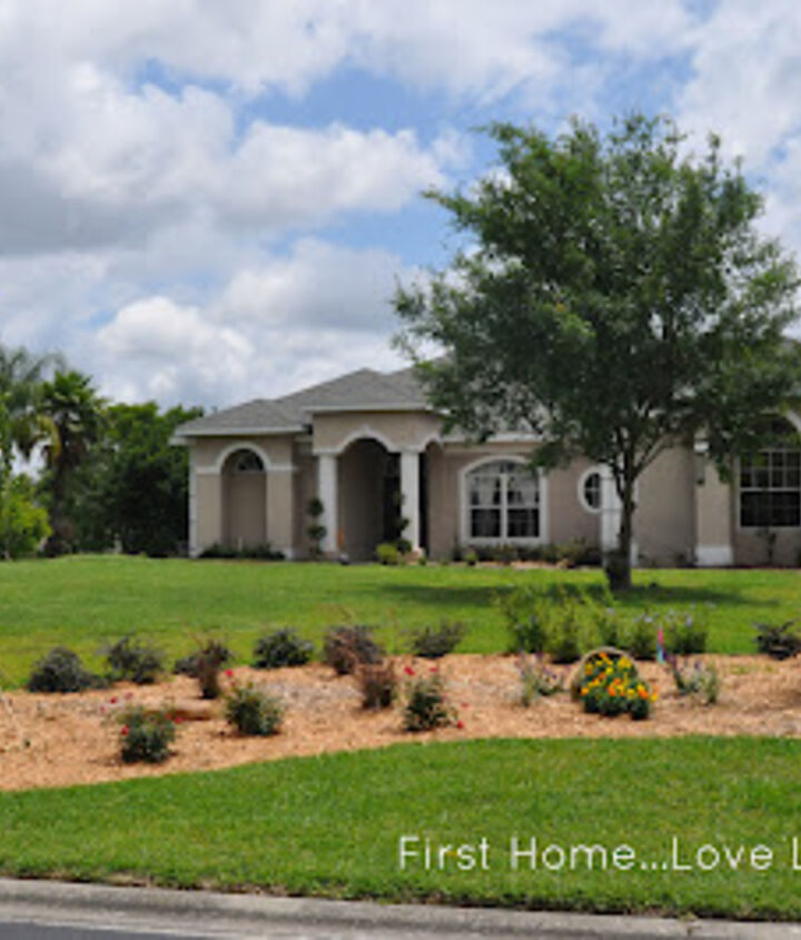 the never ending landscaping story finishing what we started, curb appeal, landscape, outdoor living