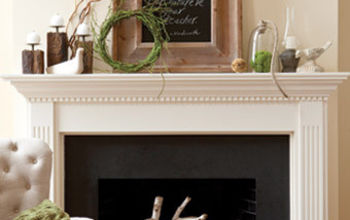 1 Mantel - 6 Ways