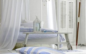 seaside style, bedroom ideas, home decor